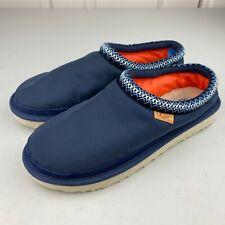 NEW UGG Mens Tasman MLT Slipper Navy Blue Wool Size 10 1102429