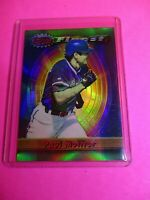 1994 Topps Finest - PAUL MOLITOR - Refractor Parallel #239 - BLUE JAYS