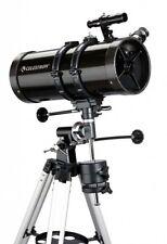 Celestron 21049 Powerseeker 127EQ Newtonian Reflector Telescope with Barlow Lens