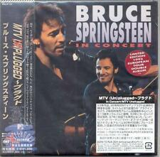 BRUCE SPRINGSTEEN - IN CONCERT MTV PLUGGED (JAPANESE EDITION)