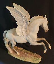 New listing Laszlo Ispanky Winged Horse Pegasus Ltd. Ed. Figurine One of 300