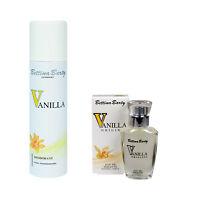 Bettina Barty Vanilla Deodorant 150 ml & 30 ml EDT