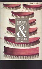 Objets D'usage & De Gout dans les premieres annees du XIX siecle Un Album......