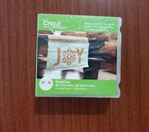 Cricut Holidays Through the Year Iron-ons Cartridge Box & Manual LINKED