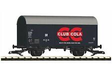 """Piko  G 37959 Gedeckter Güterwagen """"Club Cola"""" Neuheit"""