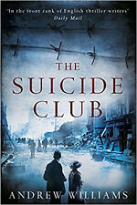 The Suicide Club, New, Williams, Andrew Book