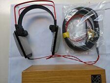 AKG K1000 w/ Stefan AudioArt re-cabled