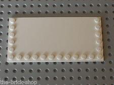 LEGO White Tile 6178 / set 45094 10189 4999 7831 T-6 Jedi Shuttle star wars