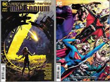 Legion of Super-Heroes Millenium 1 Cover A & B Brian Michael Bendis Superboy