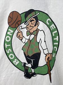 NWT Men's Boston Celtics Logo Cotton T-Shirt 4XL by Fanatics