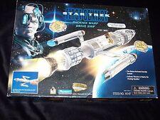 Star Trek Playmates First Contact PHOENIX Warp Drive Ship NEW IN BOX!