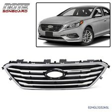 For Hyundai Sonata 2015 2016 Replacement Grill Front Bumper Factory Style Grille
