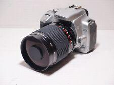LENTE 500mm = 750mm su Canon Digital 7D 70D 30D per la fotografia della fauna selvatica 700D EOS