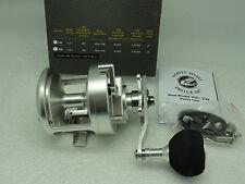 PROGEAR V50 Pro Gear V 50 star drag reel Silver RH upgraded version Summer Sale*
