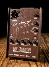 L.R. Baggs Para DI Acoustic Direct Box and Preamp Pedal - Free Shipping