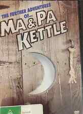 FURTHER ADVENTURES OF MA & PA KETTLE DVD [New/Sealed]