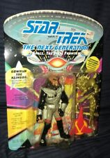 1992 Star Trek The Next Generation Gowron The Klingon Playmates Action Figure