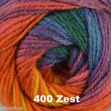 Hayfield Spirit Double Knitting Yarn Zest Shade 0400