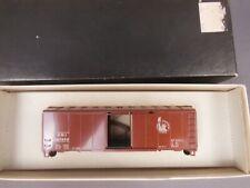 HO SCALE KAR-LINE CENTRAL NEW JERSEY 40' BOX CAR KIT