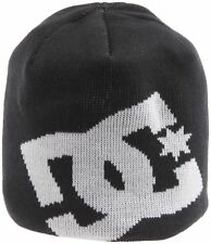 Dc Shoes hombre Big Star gorro negro talla Única Rob Dyrdek skateboard