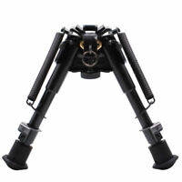 6''-9'' Harris Style Rotating Bipod Sling Swivel QD Pivot-lock for rifle hunting