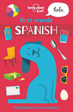 First Words - Spanish 1 by Lonely Planet Kids (Paperback, 2017)