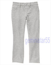 NEW  GYMBOREE Cotton Blend Ponte Pants  Size 7