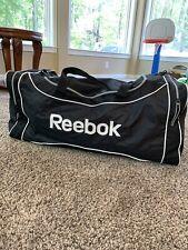 Reebok Duffle Bag, Extra Large, Black, Used