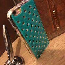 Apple iPhone 6 & 6 Case Jewel Design High Impact Résistant Housse Duck Egg Green