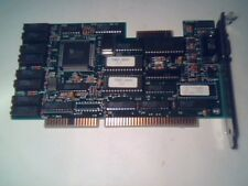 ISA Video Graphics Card Tseng ET4000AX POWER GRAPH 1MB 16bit and IBM PC/XT 8bit