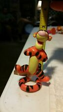 Disney Tigger rubber figurine 7 acre woods Applause BRAND NEW RETIRED MID 90'S