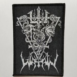 WATAIN WOVEN PATCH