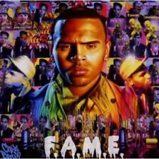 Chris Brown - F.A.M.E. (Deluxe Version) (NEW CD)