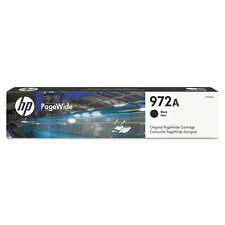 HP 972A F6T80AN Original Black PageWide Ink Cartridge For 352dw 377dw 452dn 577z
