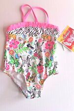 cbf354b8fb1a8 Angel Beach Jungle Animal w/ Zebra One-Piece Swimsuit Toddler Girl Size 3T  NEW