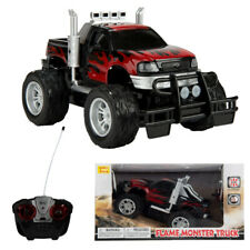 Red Remote Control Extreme Monster Truck Model High Speed Toy Car Children Gift
