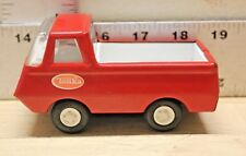 "Vintage Tonka Red Delivery Truck 1/48 Scale 4.75"" Length 1976-1977"