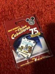 Disney The Three Caballeros Pin 75th D23 Le 3000