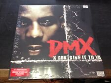 "DMX - X GON' GIVE IT TO YA 12"" RECORD STORE DAY RSD 2018 NEW MINT SEALED"