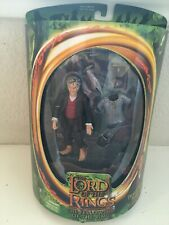 The Fellowship Of The Ring Traveling Bilbo Toybiz Action Figure