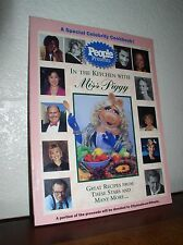 People Presents: In the Kitchen with Miss Piggy -Celebrity Cookbook (Winter 1997