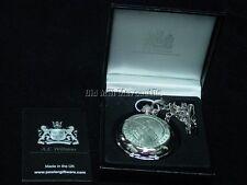 Skeleton A. E. Williams US Civil War pewter pocket watch Made in UK  wind up
