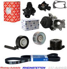 Keilrippenriemen+R.Satz+WP GK +Ther.BMW 3E46 5 E60 E61 6 E63 7 X3 E83 X5 E53