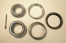 "Mobile Home Trailer Axle Wheel Bearing kit 10-41 40 Seal 1.25""+1.37"" Dexter Axel"