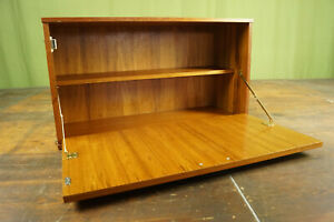 String Regal Teak 60s Sideboard Schrank Bar Vintage Danish Hairpin Legs 60er