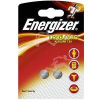 Piles Energizer Alcaline LR44/A76 1,5V Lot de 8 calculatrices, photo, montres...