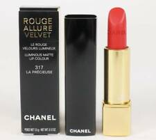Chanel La Precieuse #317 Rouge Allure Velvet Matte Lip Colour Lipstick New Boxed