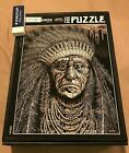 EMEK CHIEF 504 PC JIGSAW PUZZLE  EDITION 64 SIGNED UNOPENED PEARL JAM