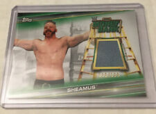 2019 Topps WWE Wrestling Money in the Bank EVENT USED Relic Card SHEAMUS /199