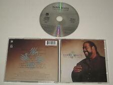 BARRY WHITE/THE ICON EST EST LOVE(A&M 540 280-2) CD ALBUM